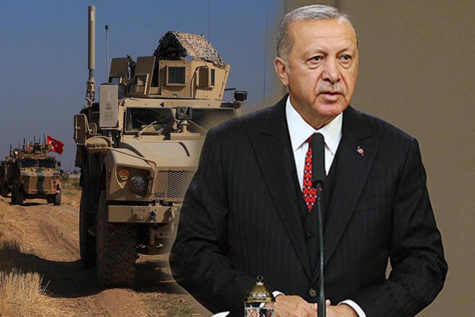 """Trotz Warnung vor """"totalem Krieg"""": Trump macht Erdogan den Weg frei"""