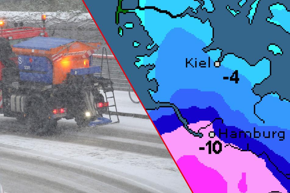 Bibber-Alarm! Warnung vor strengem Frost im Norden