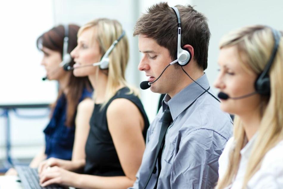Die vermeintlichen Energieberater melden sich telefonisch und versuchen an Kundendaten zu kommen. (Symbolbild)