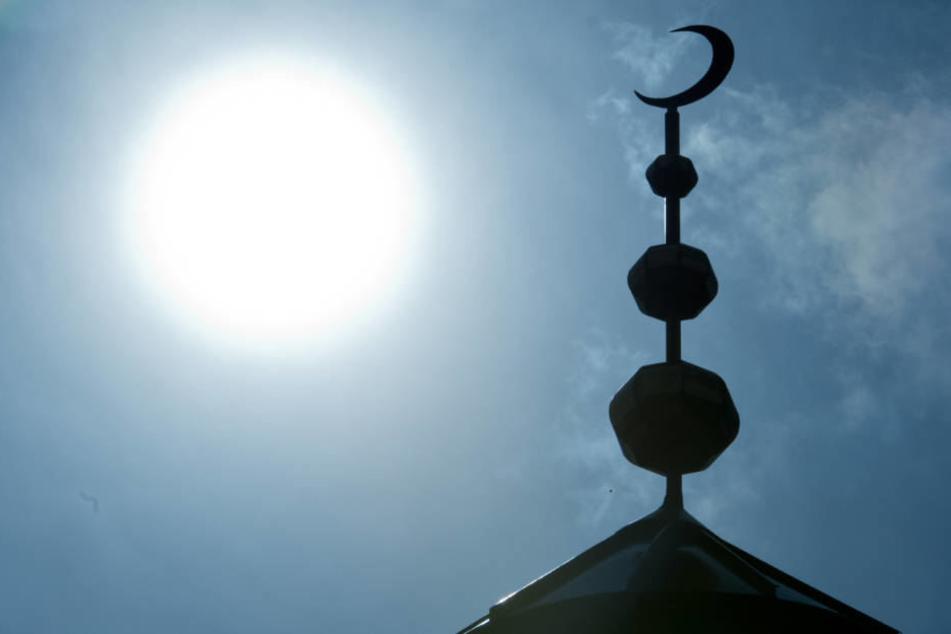 Mittlerweile würden in Deutschland aber radikale Moscheen nicht mehr toleriert sondern geschlossen (Symbolbild).