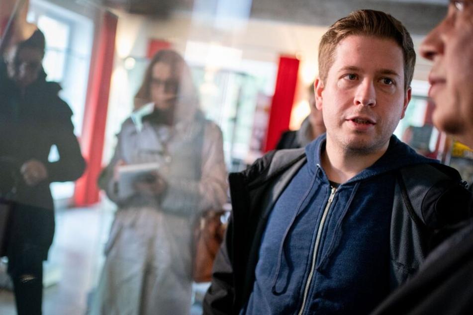 Kevin Kühnert fordert CDU auf, Bodo Ramelow zum Ministerpräsidenten zu wählen