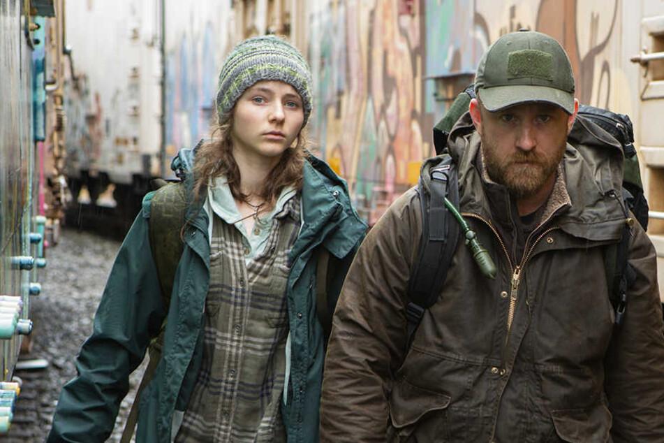 "Oscar-Kandidat ""Leave No Trace"": Knallharter Überlebenskampf im Wald"