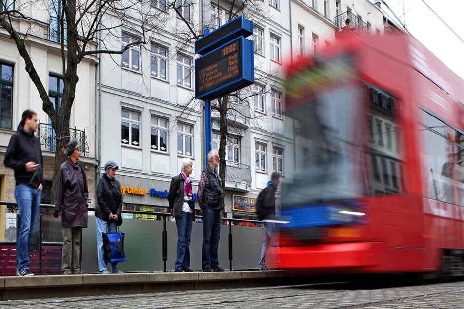 Damit die Fahrpreise wieder sinken, sollen alle Leipziger zahlen