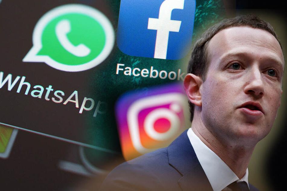 App-Hammer! WhatsApp, Facebook und Instagram sollen zusammengelegt werden