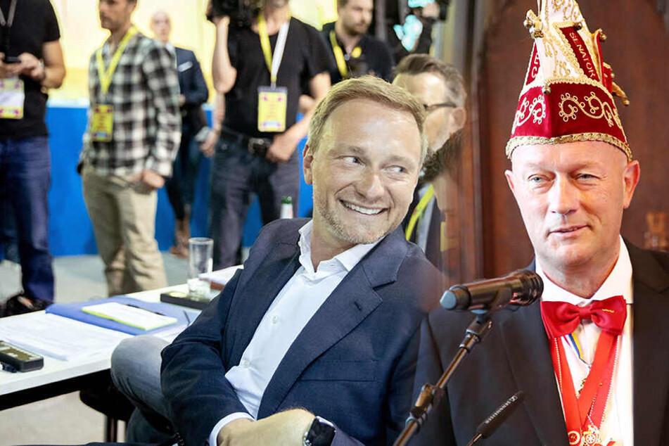 Vor Landtagswahlen: FDP sorgt für diesen Wahlplakat-Lacher