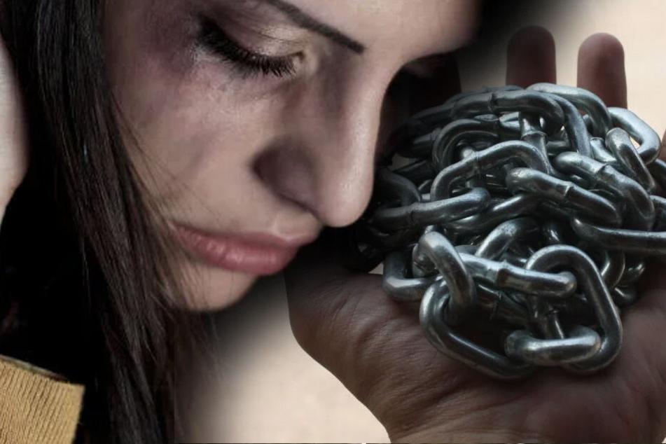 Brutalo (31) schlägt mit Eisenkette auf Ex-Freundin ein