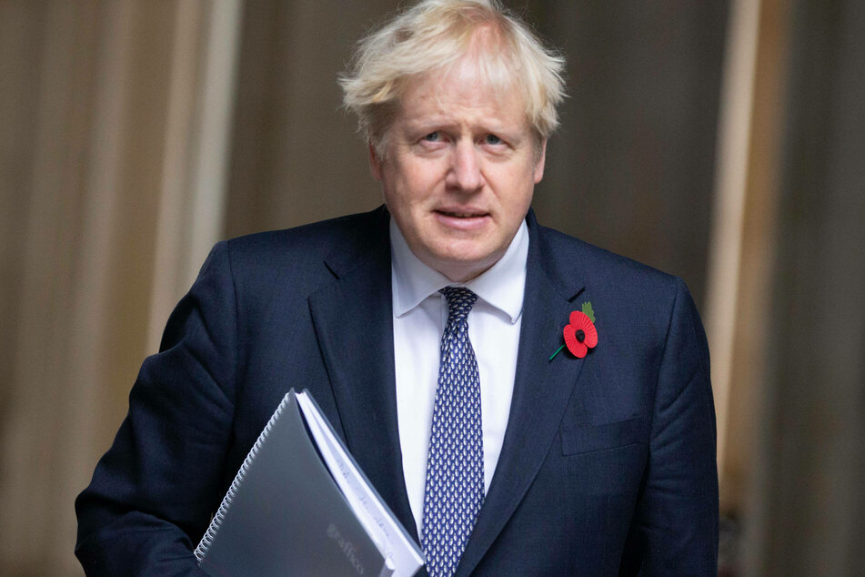 Oops! British Prime Minister Boris Johnson left a very awkward detail in his congratulatory message to Biden.
