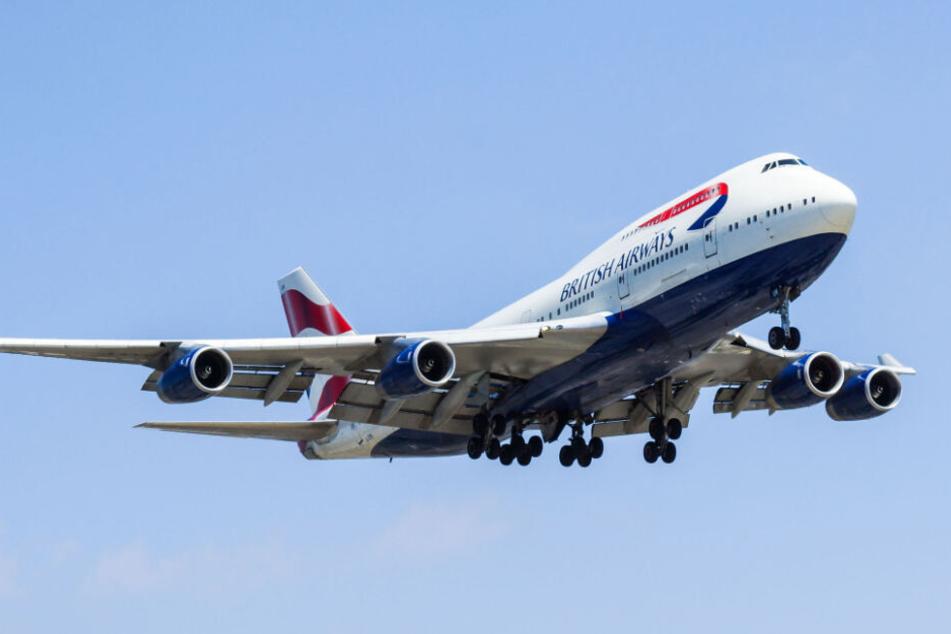 Dank Sturmtief: Airlines liefern sich Rekordjagd über dem Atlantik