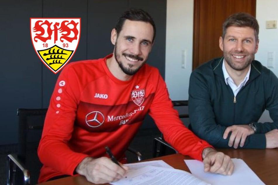 Vertrag unterzeichnet: Jens Grahl bleibt beim VfB Stuttgart
