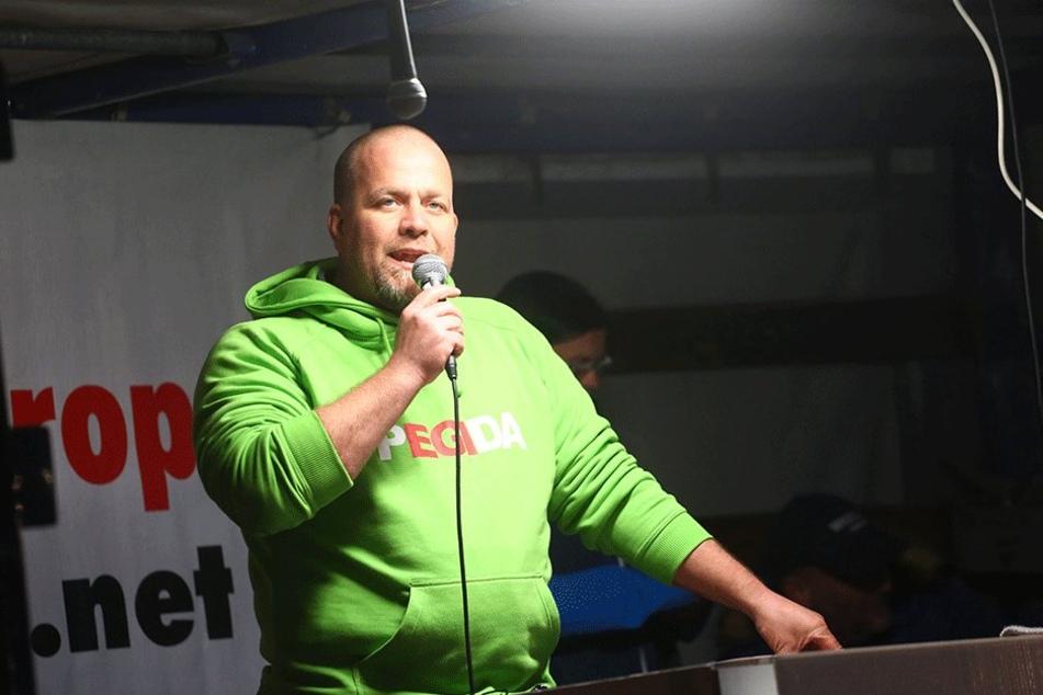 Siegfried Däbritz will für die AfD in den Bundestagswahlkampf ziehen.