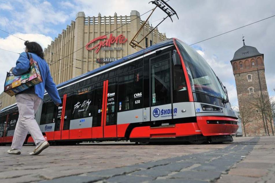 Neue Trams, Gleise, Haltestellen: Millionen-Zuschuss für CVAG