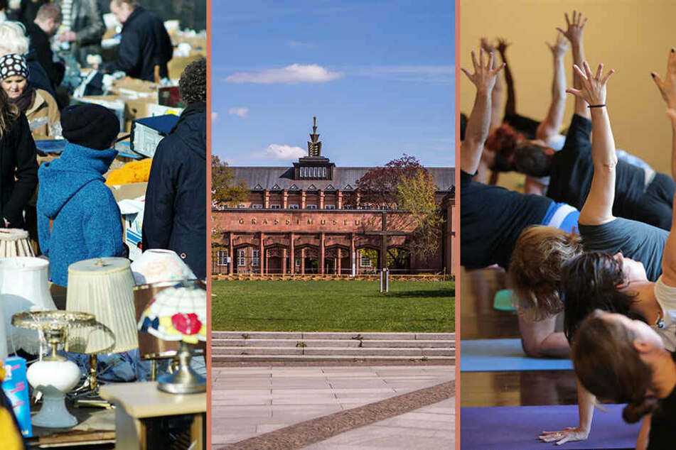Stöbern, sporteln, feiern: Hier sind die besten Wochenend-Tipps für Leipzig