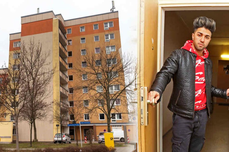 Chemnitz: Blitzeinbruch: Wohnung in nur elf Minuten durchwühlt!