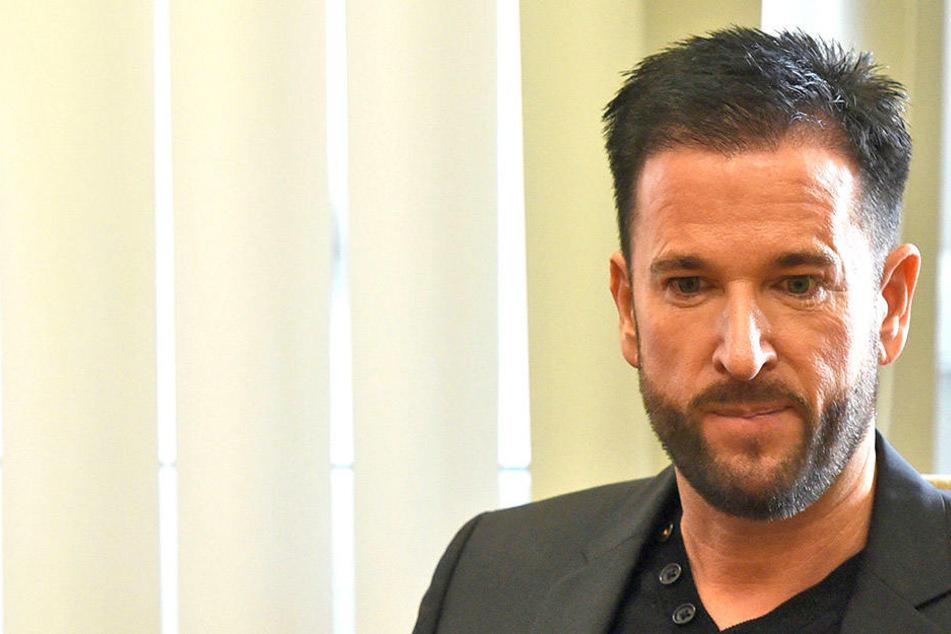 Wendler: Kurz vor Auftritt kam Gerichtsvollzieher in seine Garderobe