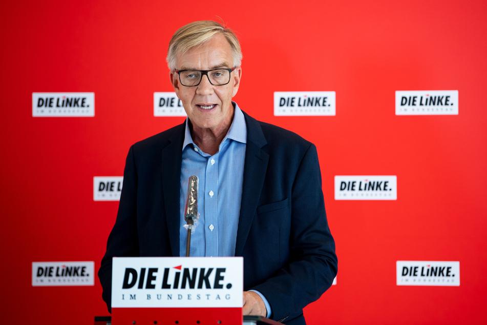 Dietmar Bartsch, Vorsitzender der Bundestagsfraktion der Partei Die Linke.
