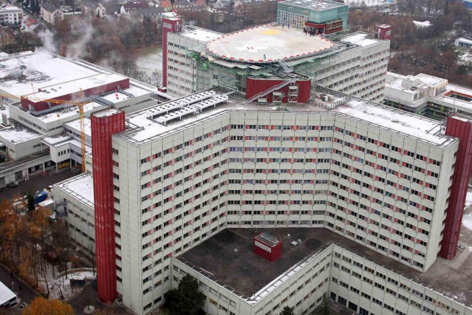 Das Krankenhaus in Augsburg wird am 1. Januar eine Universitätsklinik. (Archivbild)
