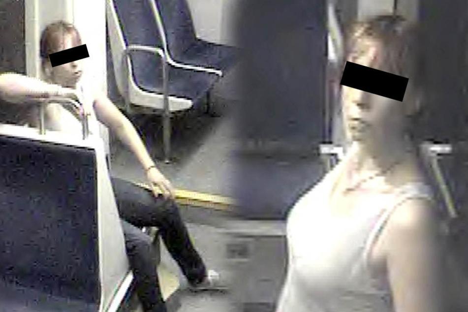 Warum die brutale Messerstecherin aus Leipzig so austickte, ist laut Polizei noch völlig unklar.