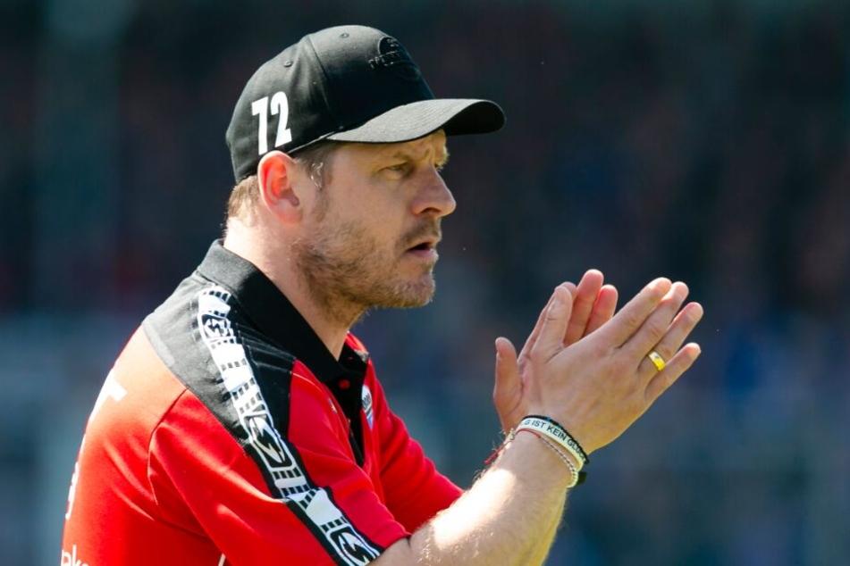 Zuletzt stellte auch SCP-Trainer Steffen Baumgart klar, dass er aufsteigen wolle.