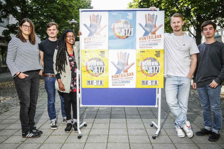 Mittwoch startete das #unteilbar-Bündnis die Mobilisierung für die Großdemo im August.