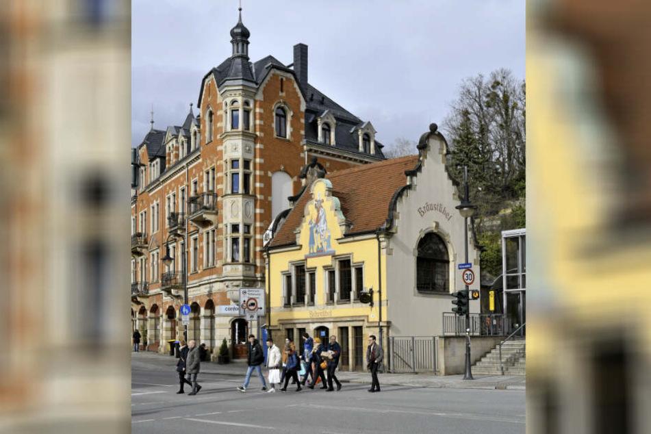 """""""Darauf richte ich alle meine Kräfte"""": Das Bräustübel könnte zum """"Märchenhaus am Körnerplatz"""" werden."""