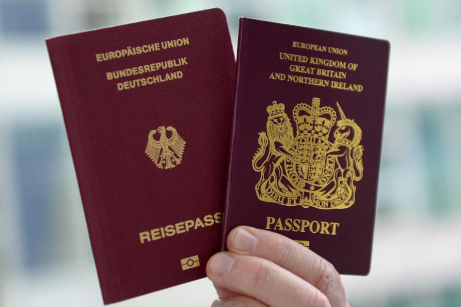 Egal aus welchem Land Ihr kommt. Bis zum 30.Mai braucht jeder einen Pass, um nach Italien zu kommen.
