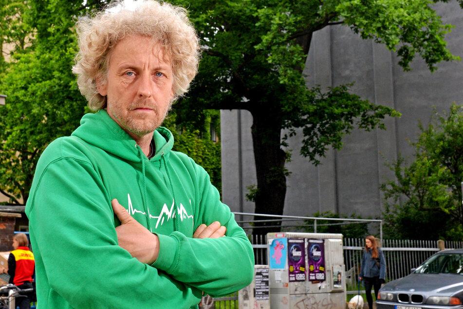 Stadtrat Torsten Schulze (51, Grüne) hat weiter Bedenken.
