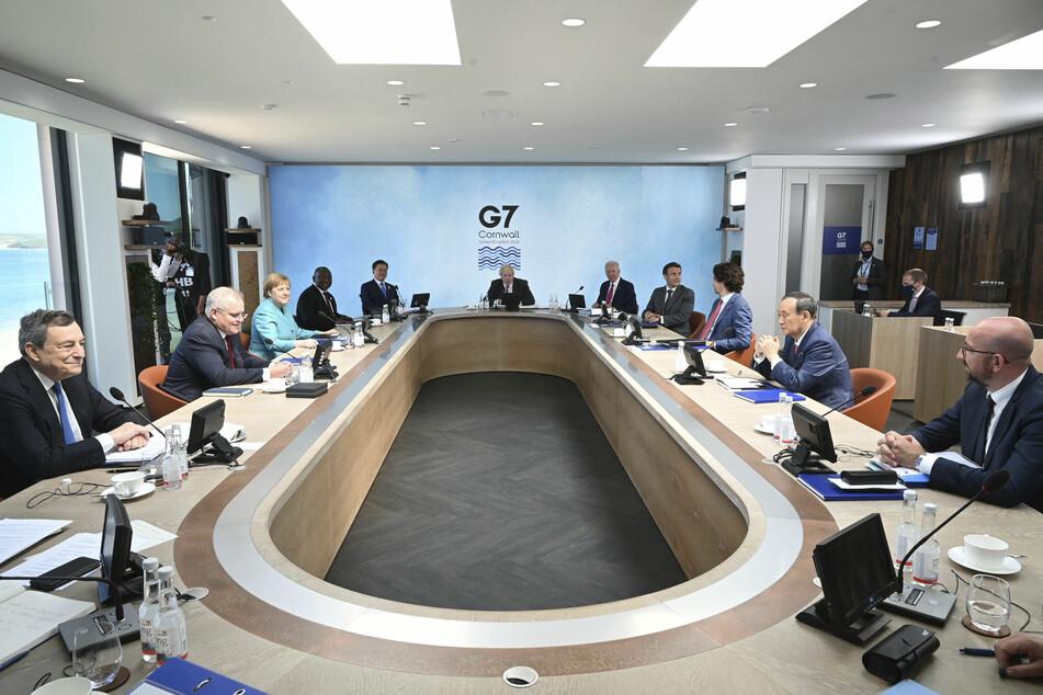 """Coronavirus: Neue Impfpläne der G7-Staaten als """"Ablenkungsmanöver"""" kritisiert"""