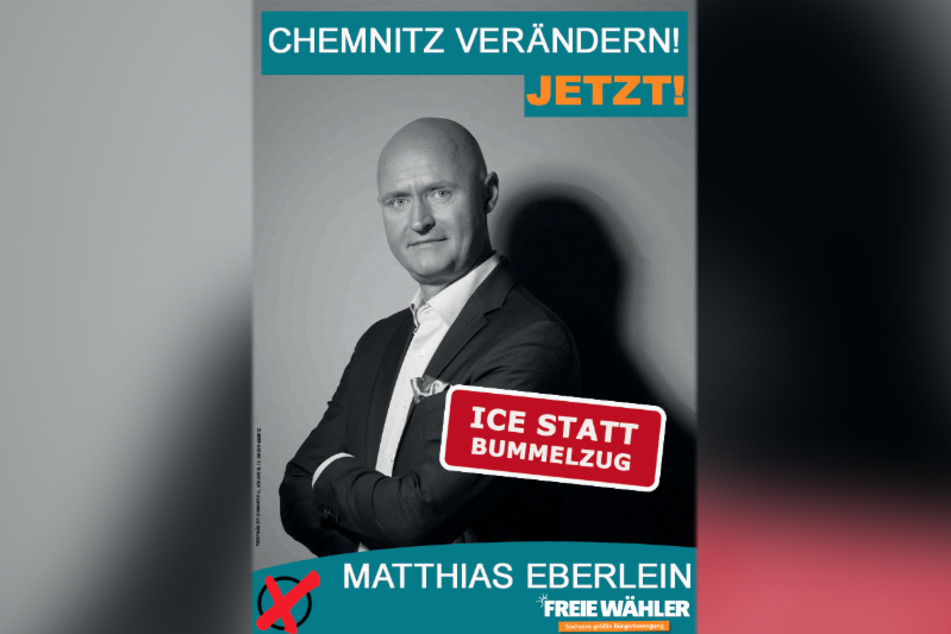 Matthias Eberlein (50, Freie Wähler)