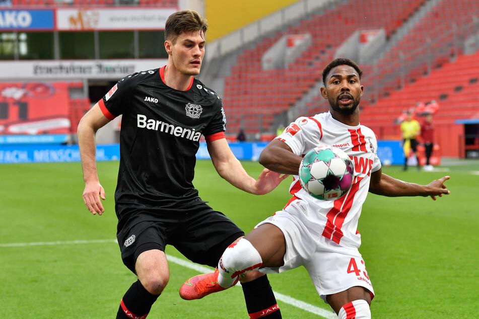 Stürmer Emmanuel Dennis (23) wird wohl nicht noch einmal für den 1. FC Köln auf dem Platz stehen.