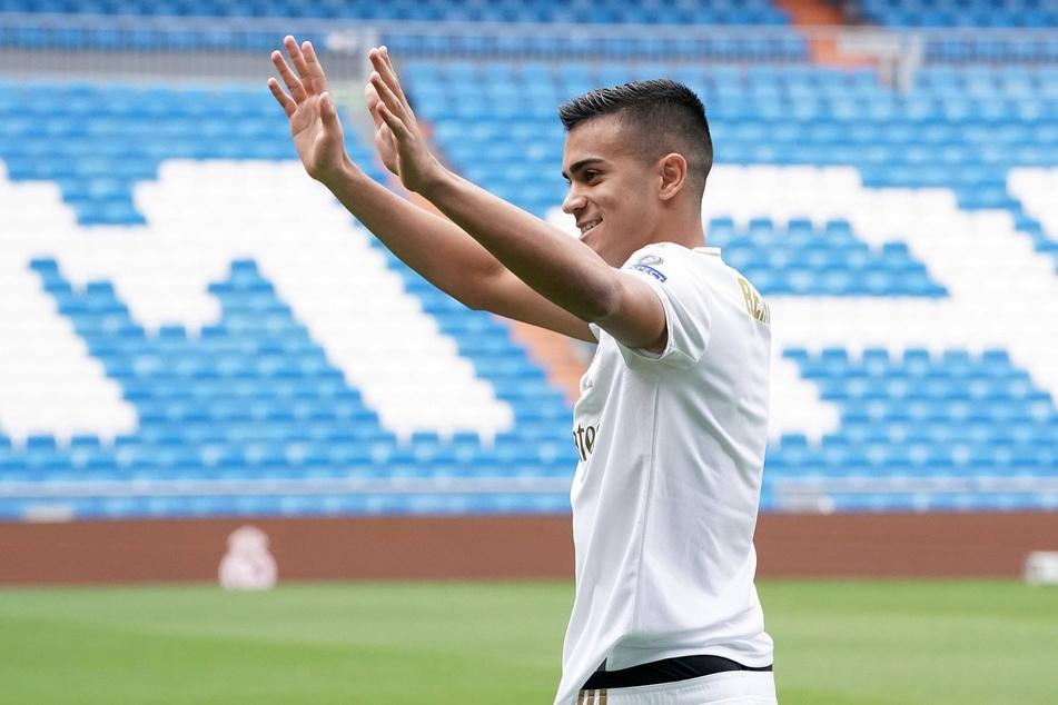 Reinier (18) kam im Winter für immerhin 30 Mio. Euro aus Rio de Janeiro nach Madrid, nun geht es für zwei Spielzeiten nach Dortmund.