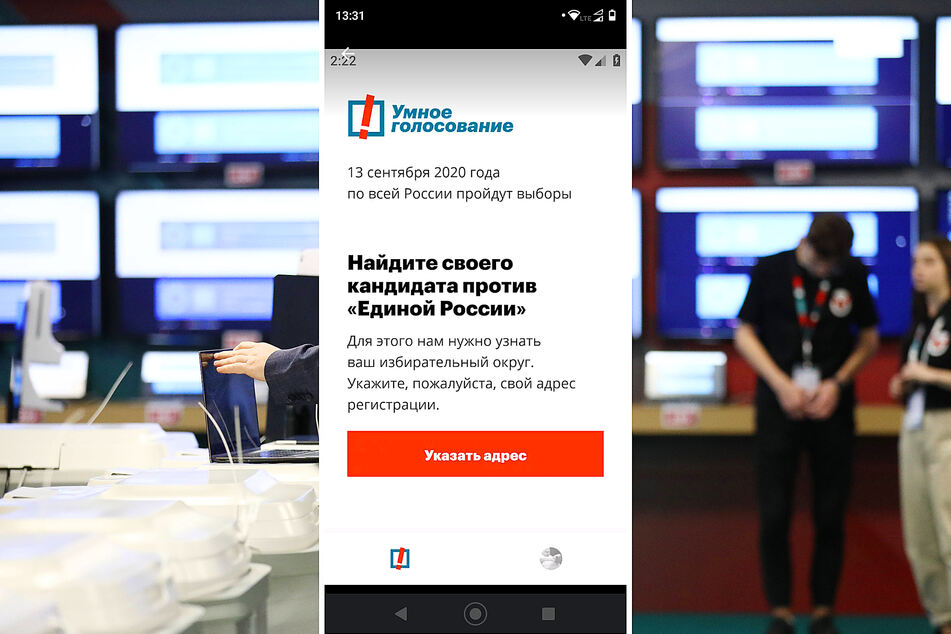 Apple and Google remove Russian opposition leader's app before elections
