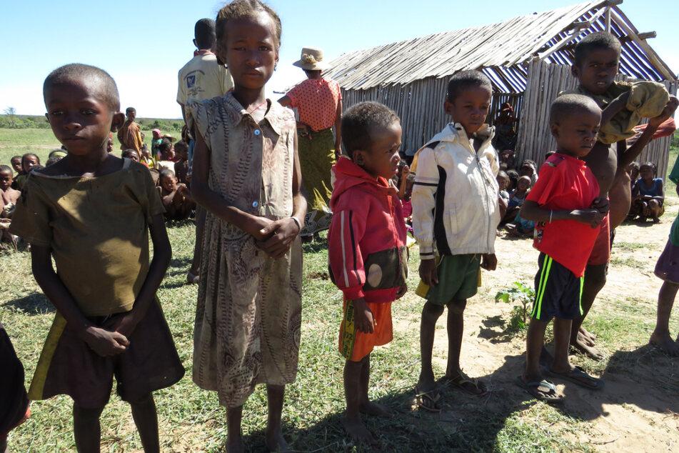 Dürre-Katastrophe in Madagaskar: 70.000 Kindern droht der Hungertod