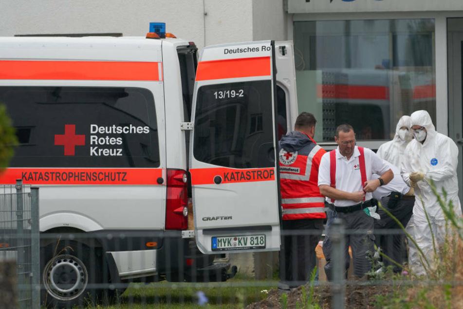Nach Angaben des Kreises Mayen-Koblenz waren bei 281 Menschen Abstriche genommen worden.