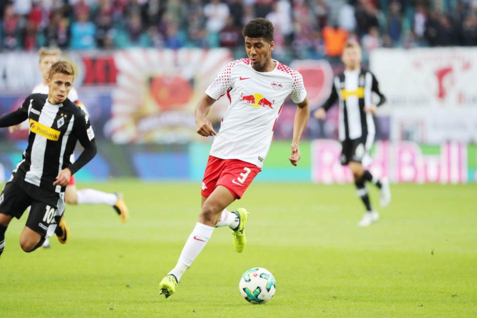 Außenverteidiger Bernardo könnte RB Leipzig nach zwei Jahren gen England verlassen.