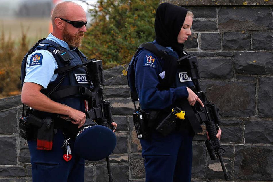 Bei einem rassistisch motivierten Doppelanschlag auf zwei Moscheen kamen am 15.03.2019 im neuseeländischen Christchurch mindestens 50 Menschen ums Leben.