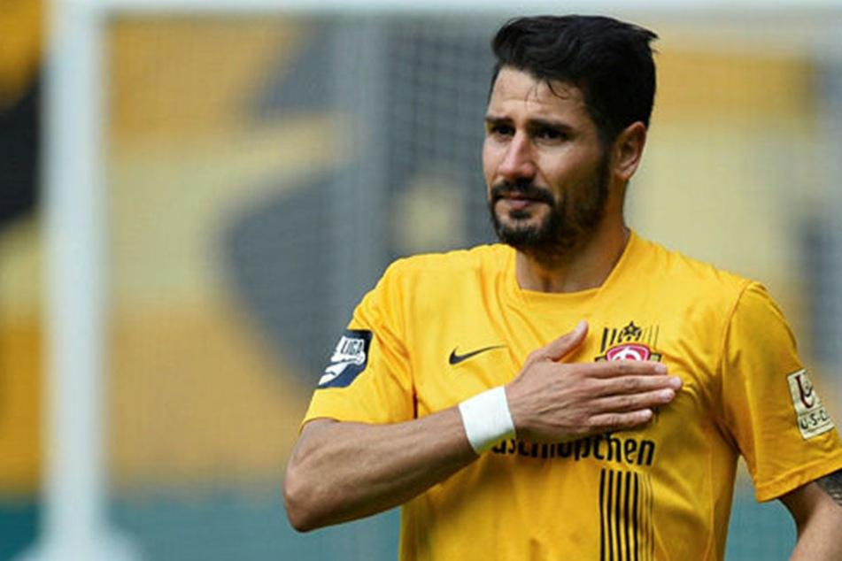 Im Mai 2015 beendete Cristian Fiel seine Karriere als Profi, verabschiedete sich nach fünf Jahren bei Dynamo emotional von den Fans.