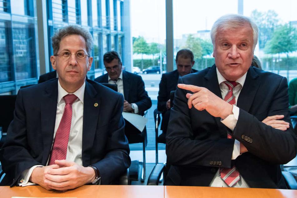 Hans-Georg Maaßen wird Sonderberater im Innenministerium.