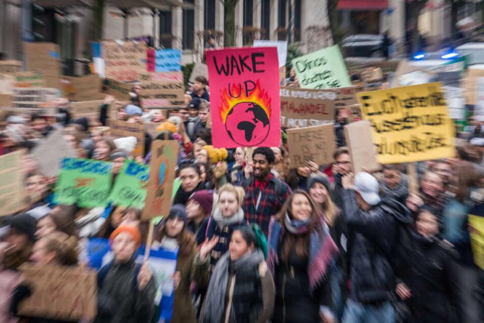 Nach Kritik an Schüler-Demos: Volle Breitseite für die AfD