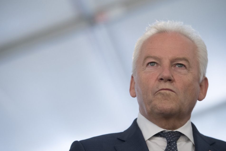 Bahnchef Rüdiger Grube (65) ist am Montag zurückgetreten.