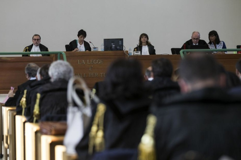 Im Juli 2017 wurden zwei Top-Angeklagte in Rom zu langen Haftstrafen verurteilt.