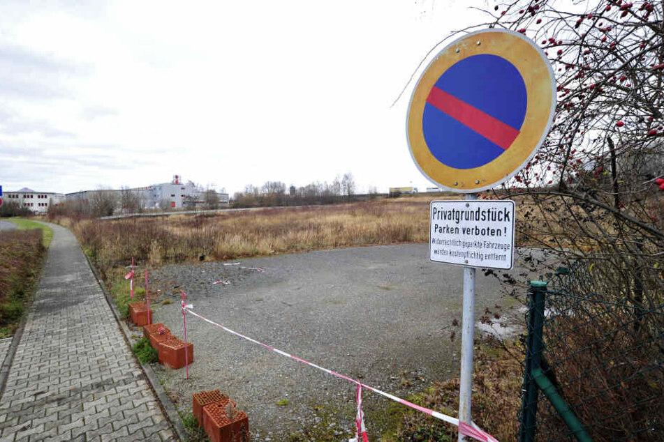 Das Holzheizkraftwerk soll in der Mauersbergerstraße entstehen.