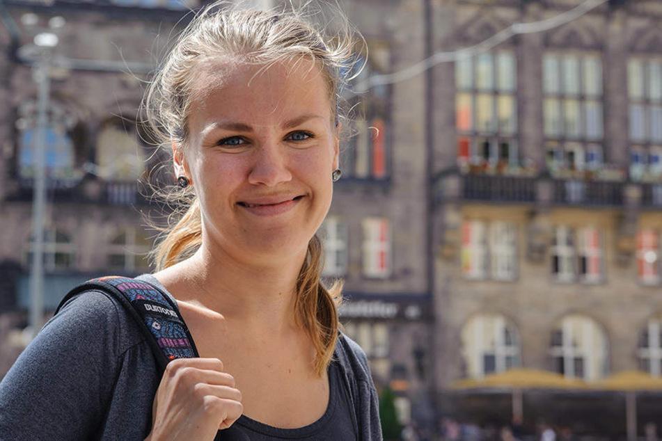 Meike Roden (25, Grüne) findet: Inklusion in normalen Grund- und Oberschulen ist machbar.