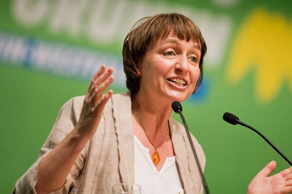Monika Düker findet die Vorgehensweise der AfD nicht richtig.