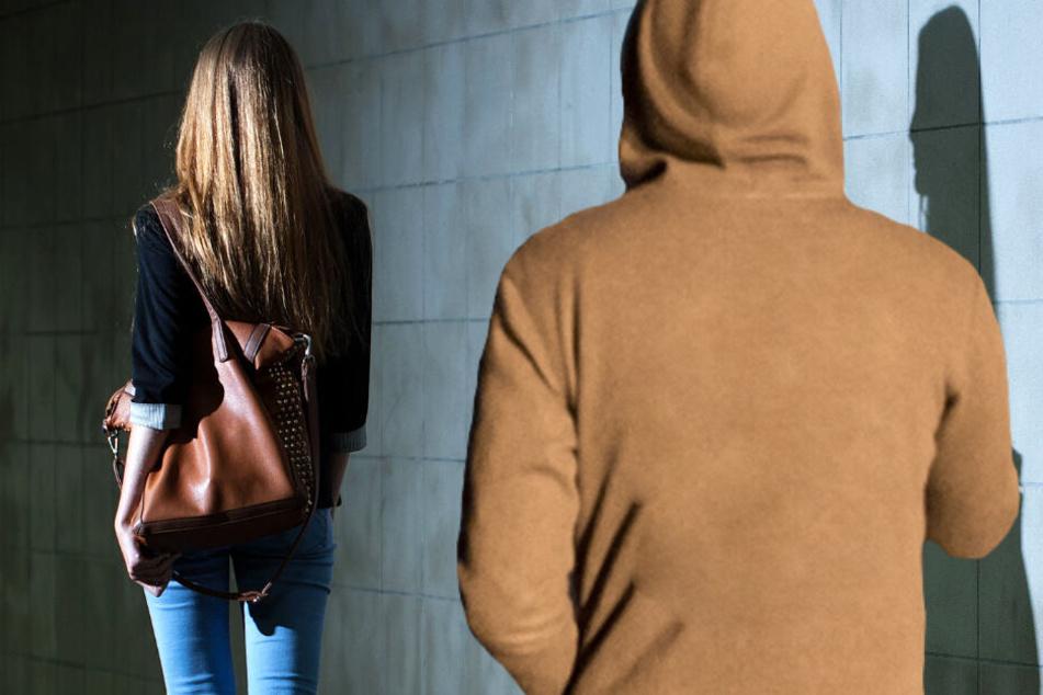 Laut Polizei wurde die 17-Jährige zwei Mal in Folge auf dem Heimweg sexuell belästigt (Symbolbild).