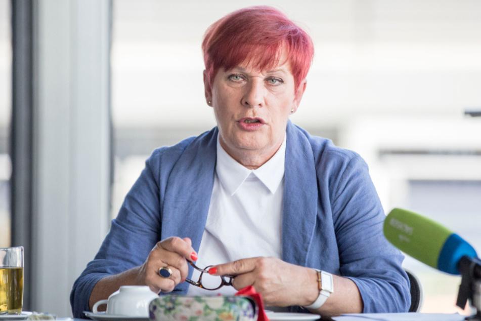 Sachsens GEW-Chefin Uschi Kruse (63) nennt das Vorgehen der Stadt eine Provokation.