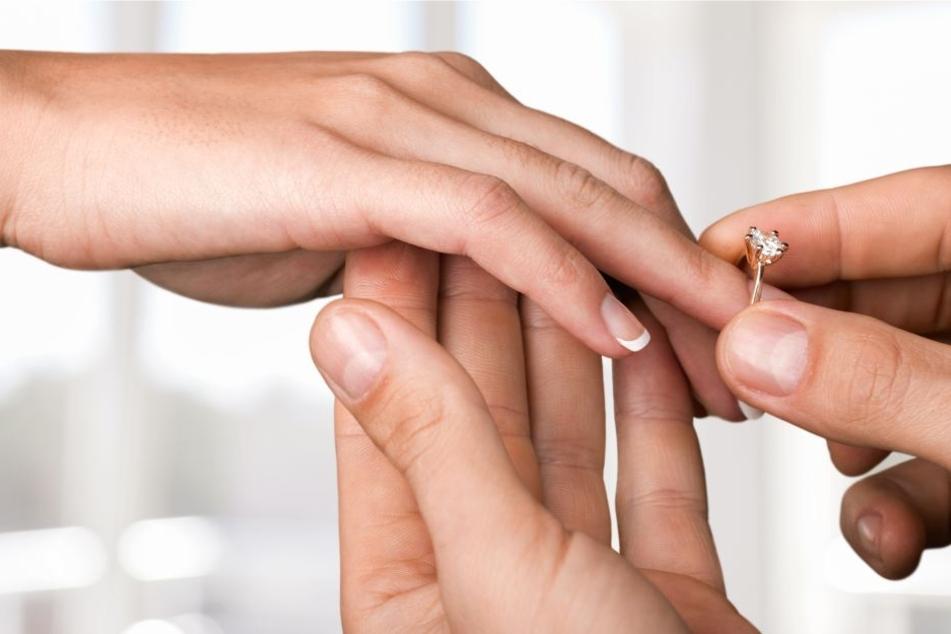 Ein Heiratsantrag ist ein unvergessliches Erlebnis.