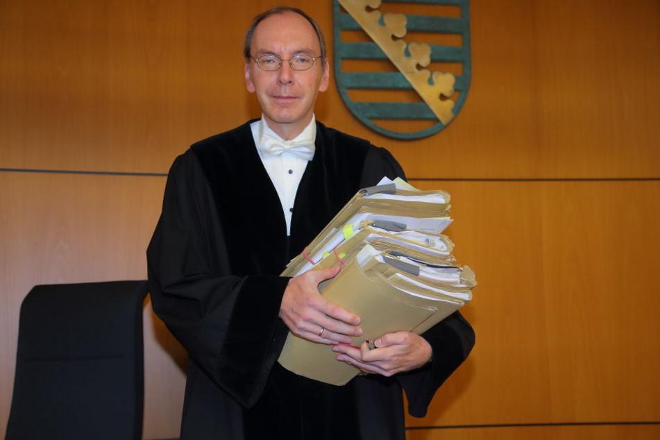 Richter Markus Schlüter (50).