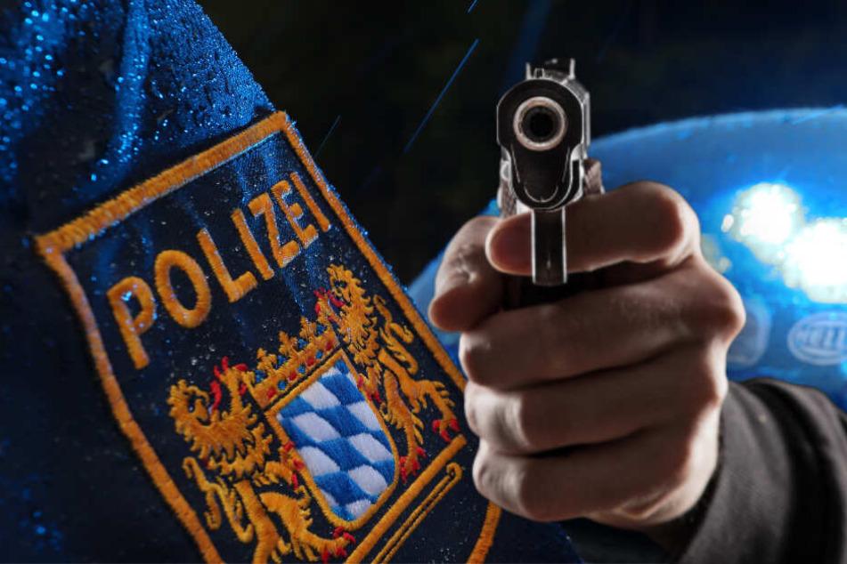 München: Alarm am Stachus: Mann bedroht Passanten mit Pistole!