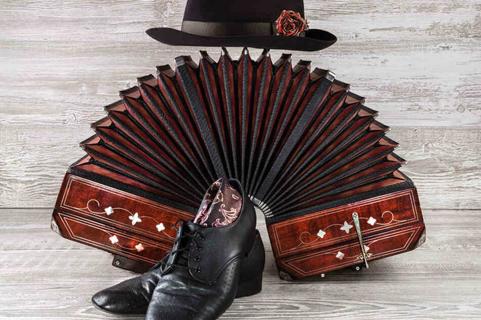 Das Bandoneon ist das markanteste Instrument im Tango.