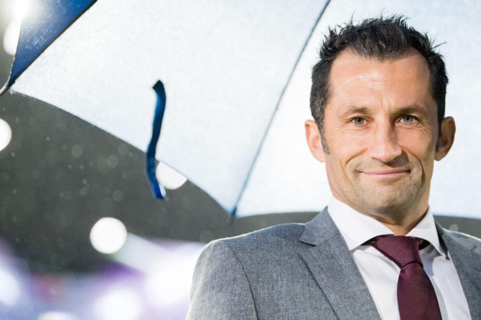 Hasan Salihamidzic wird im kommenden Jahr in den Vorstand aufsteigen.
